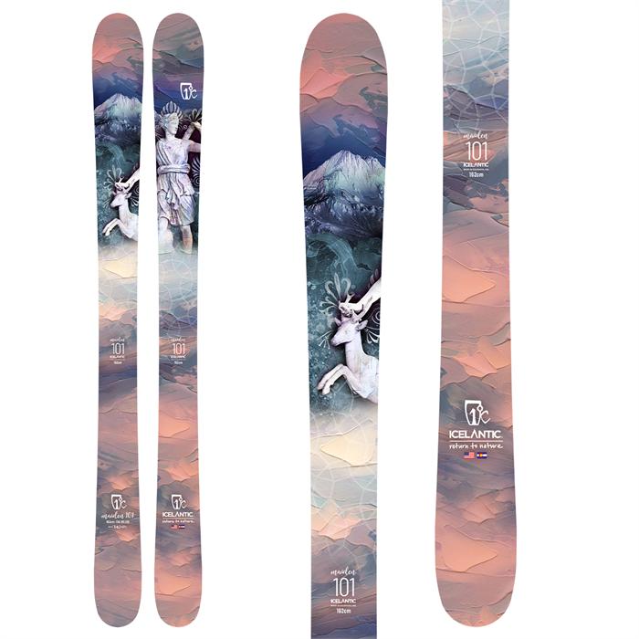 Icelantic - Maiden 101 Skis - Women's 2022