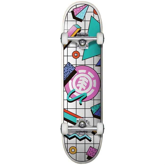 Element - Off The Charts 7.75 Skateboard Complete