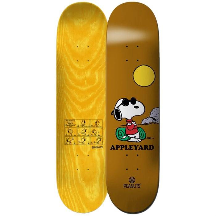 Element - Peanuts Joe Cool X Appleyard 8.25 Skateboard Deck