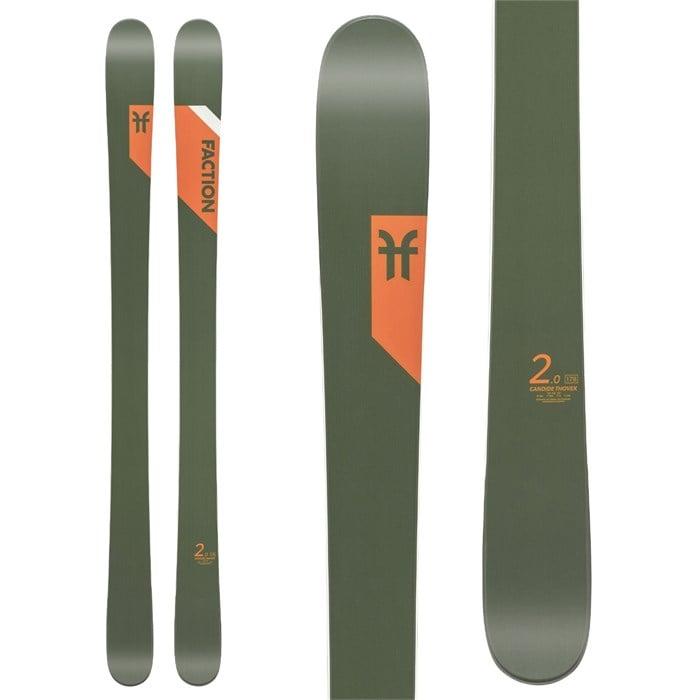 Faction - CT 2.0 Skis 2022