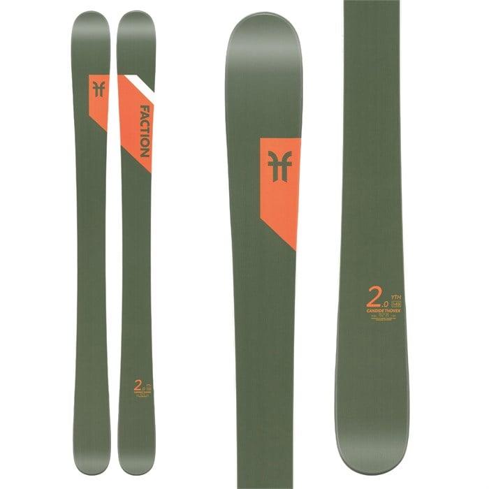 Faction - CT 2.0 YTH Skis - Kids' 2022