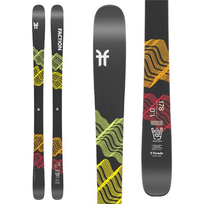 Faction - Prodigy 1.0 Skis 2022