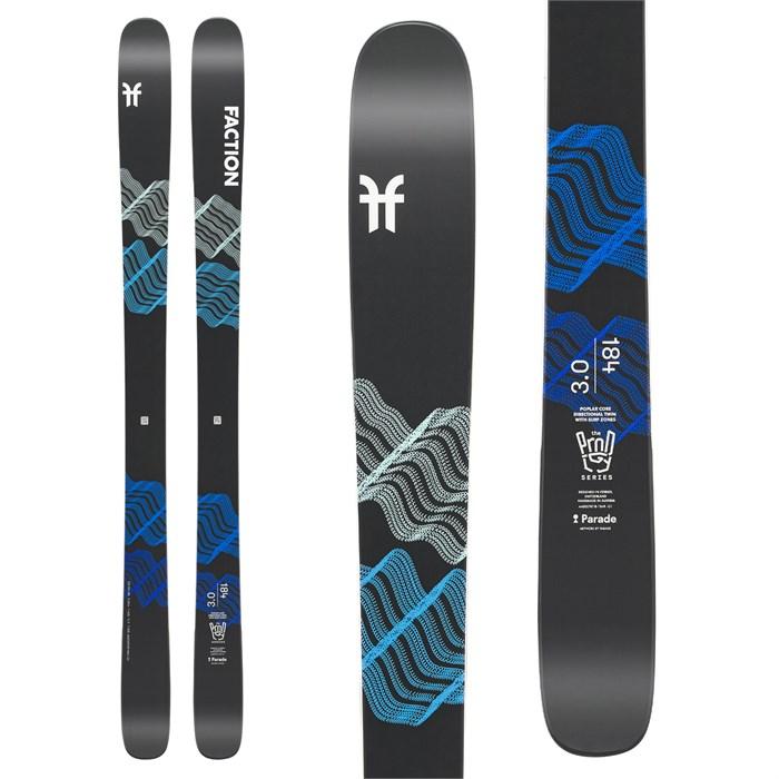 Faction - Prodigy 3.0 Skis 2022