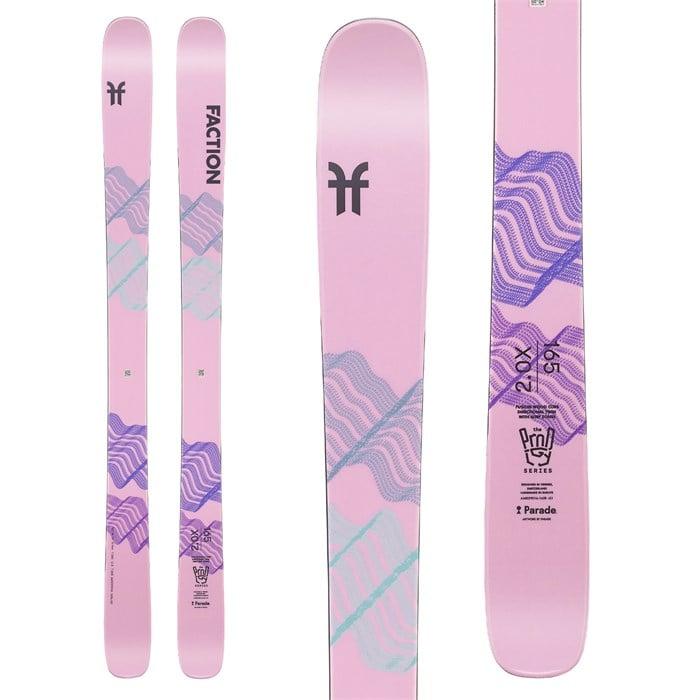 Faction - Prodigy 2.0X Skis - Women's 2022