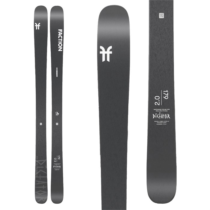 Faction - Dictator 2.0 Skis 2022