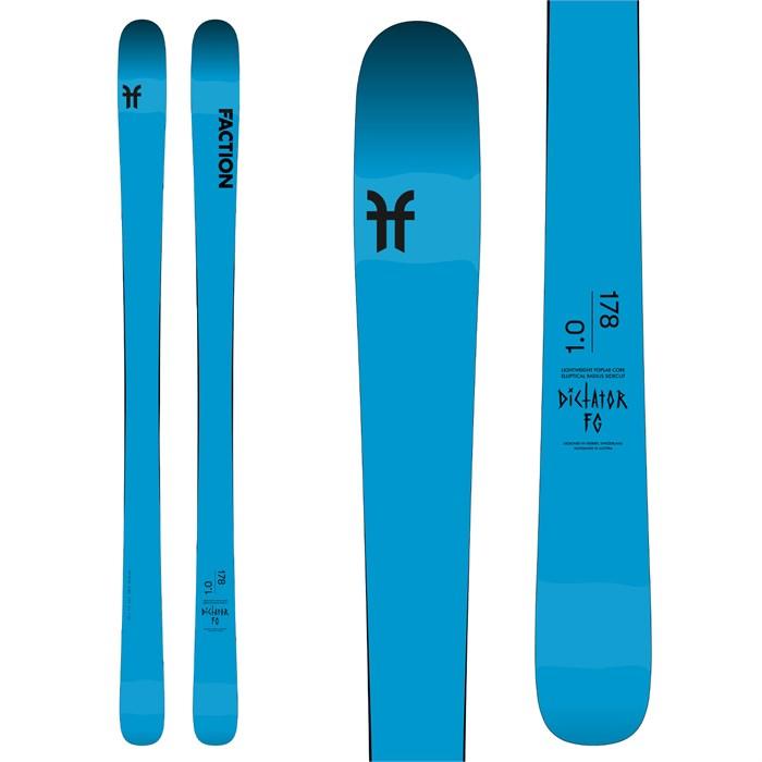Faction - Dictator 1.0 FG Skis 2022