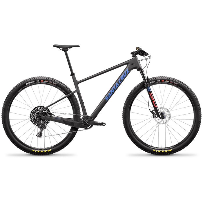 Santa Cruz Bicycles - Highball C R Complete Mountain Bike 2022