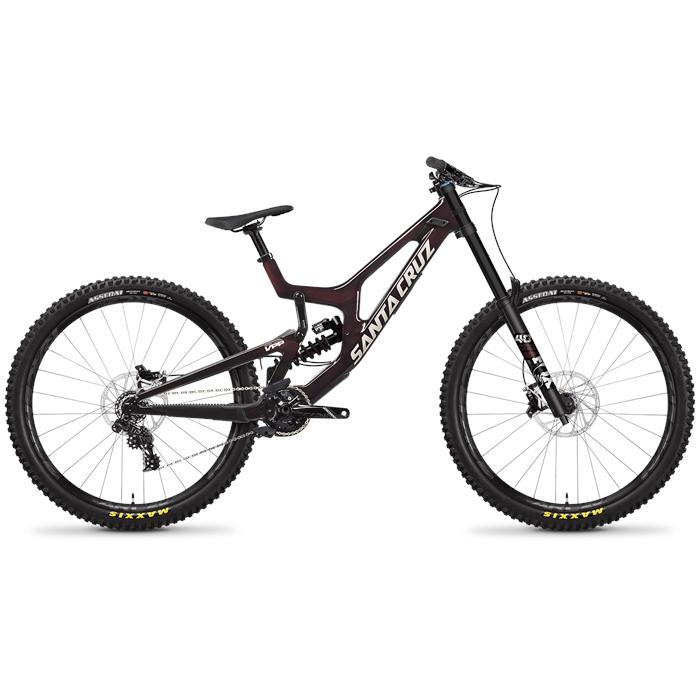 Santa Cruz Bicycles - V10 CC S Complete Mountain Bike 2022