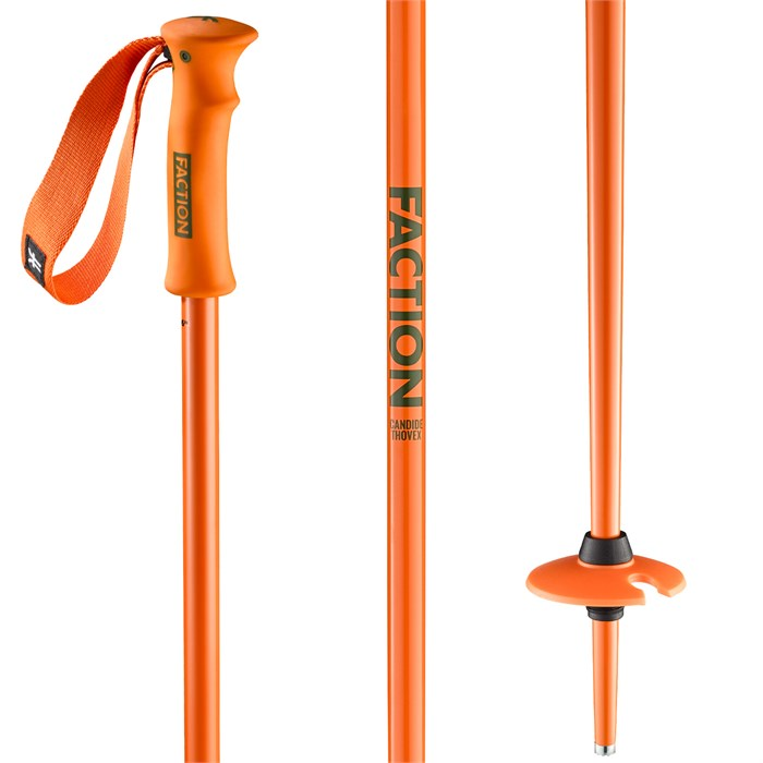 Faction - CT Ski Poles 2022