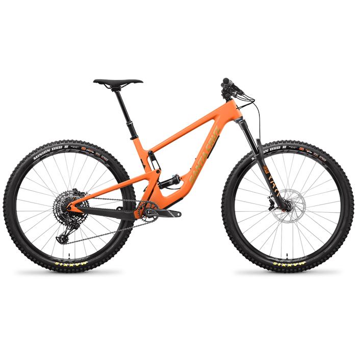 Santa Cruz Bicycles - Hightower C R Complete Mountain Bike 2022