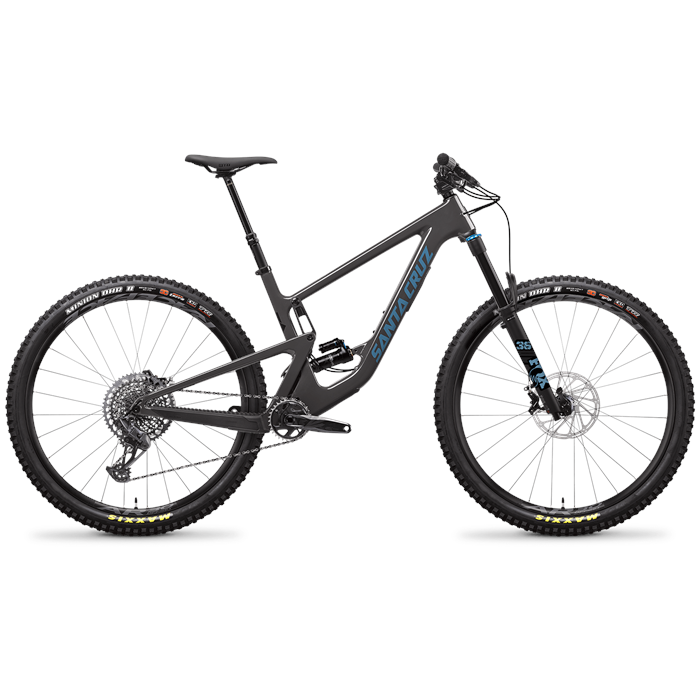 Santa Cruz Bicycles - Hightower C S Complete Mountain Bike 2022