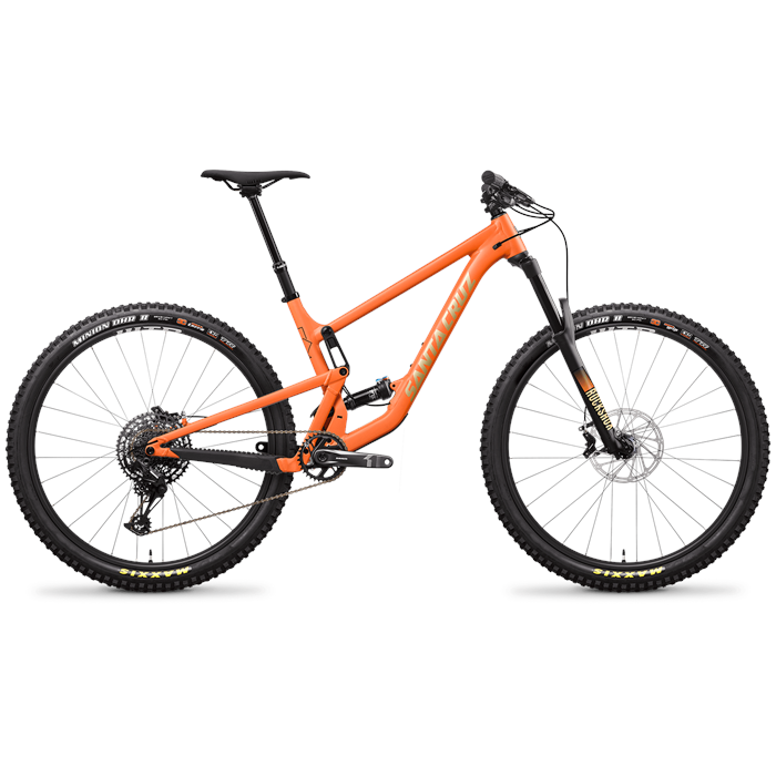 Santa Cruz Bicycles - Hightower A D Complete Mountain Bike 2022
