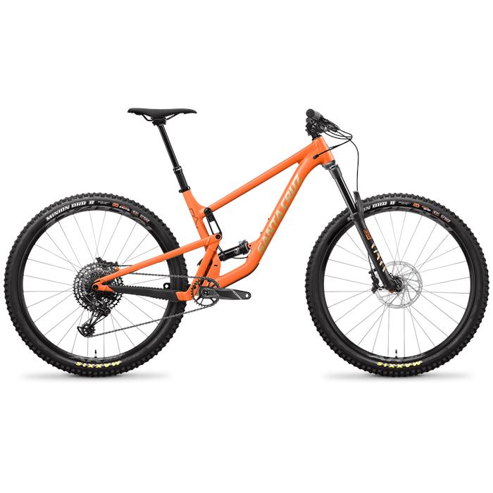 Santa Cruz Bicycles - Hightower A R Complete Mountain Bike 2022