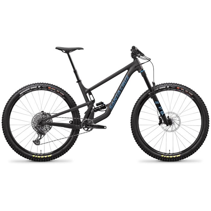 Santa Cruz Bicycles - Hightower A S Complete Mountain Bike 2022