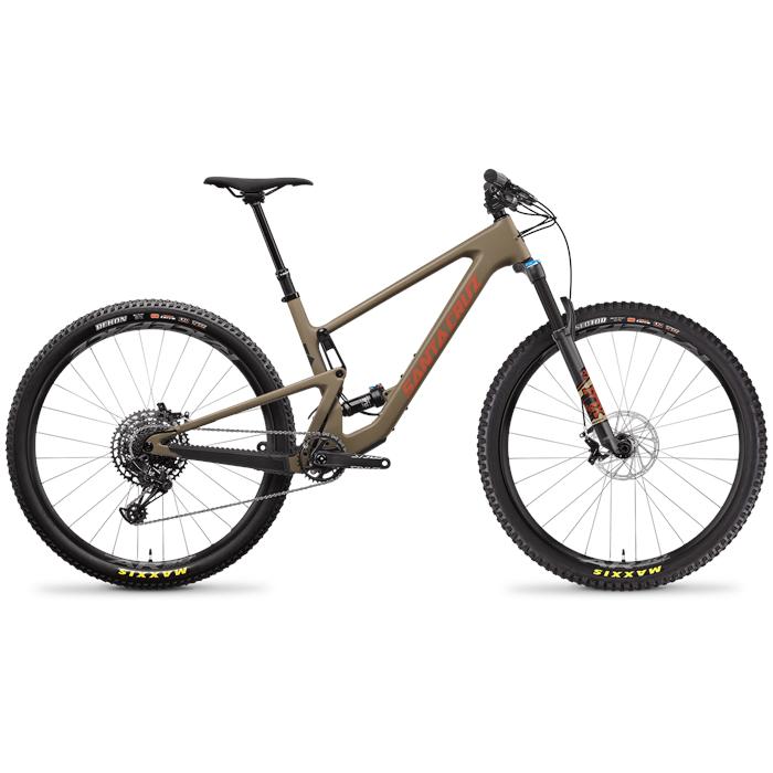 Santa Cruz Bicycles - Tallboy C R Complete Mountain Bike 2022