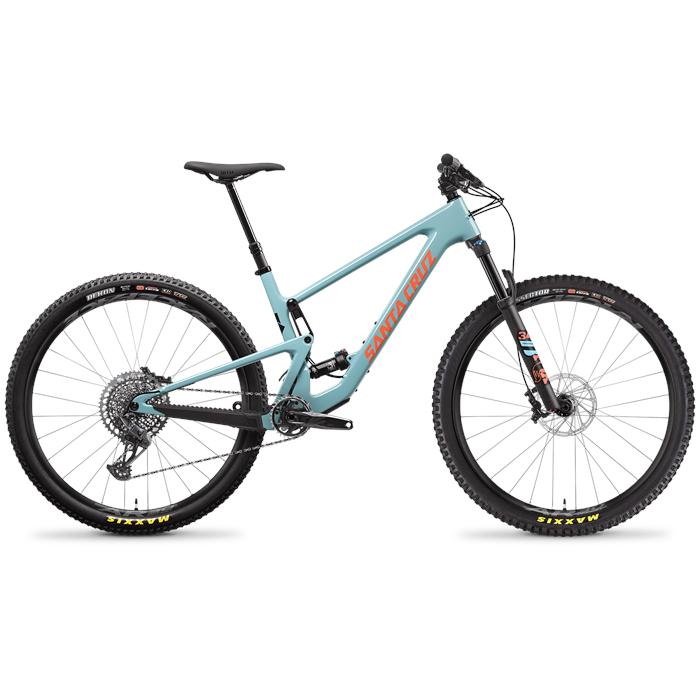 Santa Cruz Bicycles - Tallboy C S Complete Mountain Bike 2022