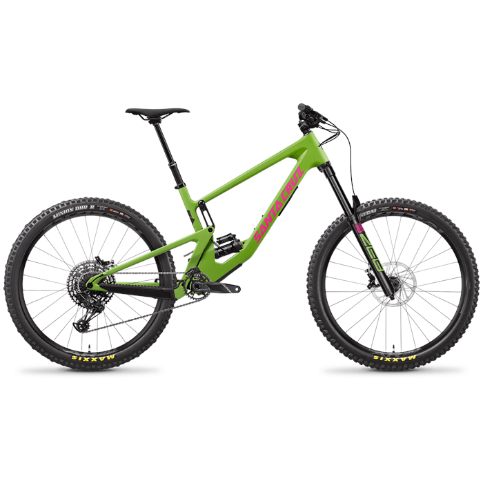 Santa Cruz Bicycles - Nomad C R Complete Mountain Bike 2022