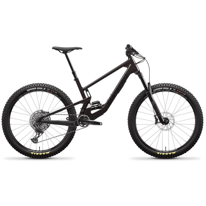 Santa Cruz Bicycles - 5010 C S Complete Mountain Bike 2022
