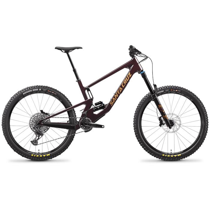 Santa Cruz Bicycles - Nomad C S Complete Mountain Bike 2022