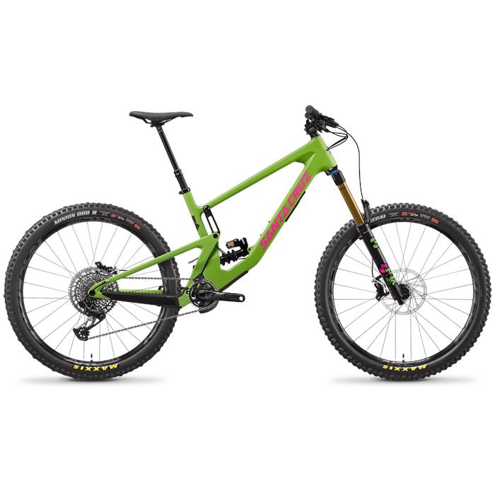 Santa Cruz Bicycles - Nomad CC X01 Coil Complete Mountain Bike 2022
