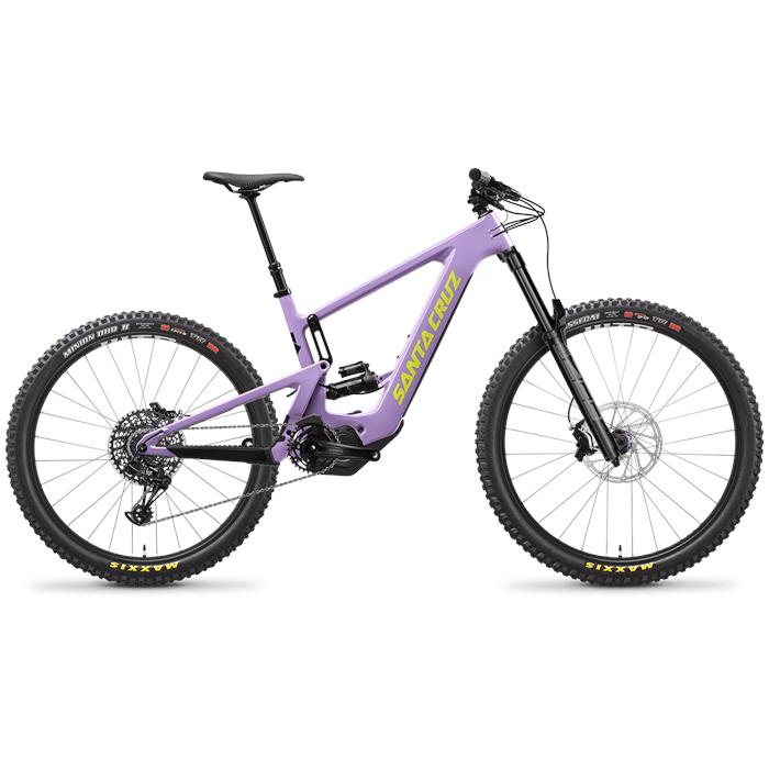 Santa Cruz Bicycles Bullit MX CC R E-Mountain Bike 2022