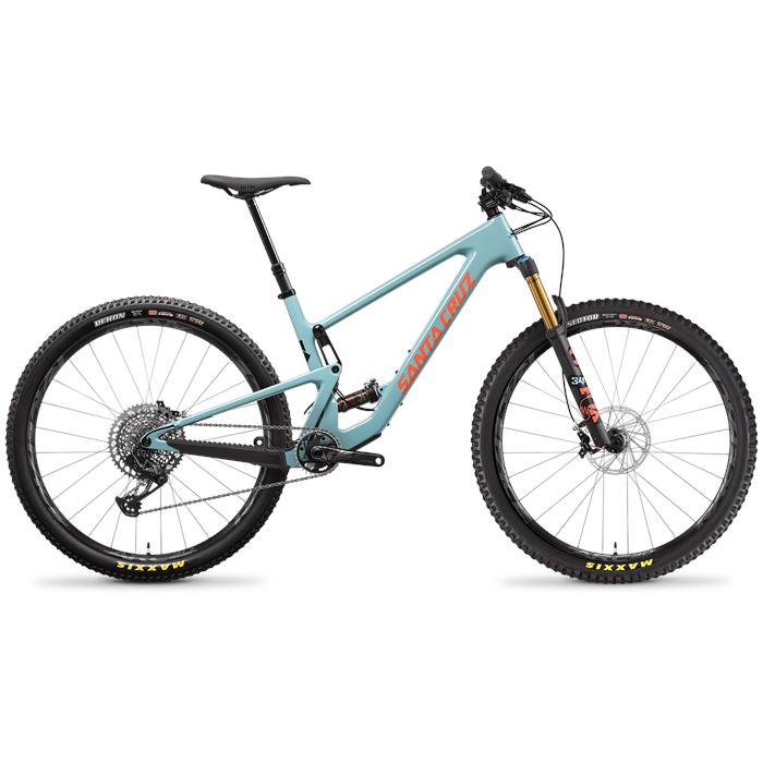 Santa Cruz Bicycles - Tallboy CC X01 Complete Mountain Bike 2022