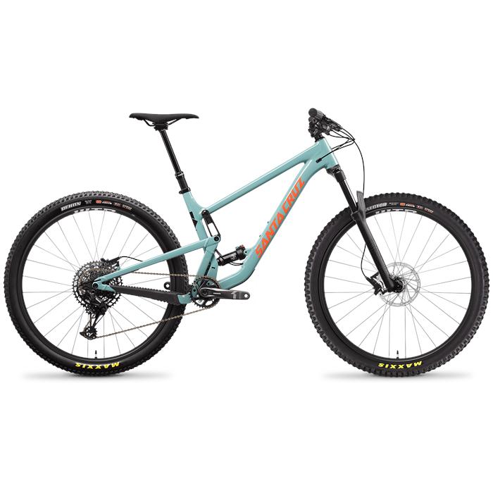Santa Cruz Bicycles - Tallboy A D Complete Mountain Bike 2022