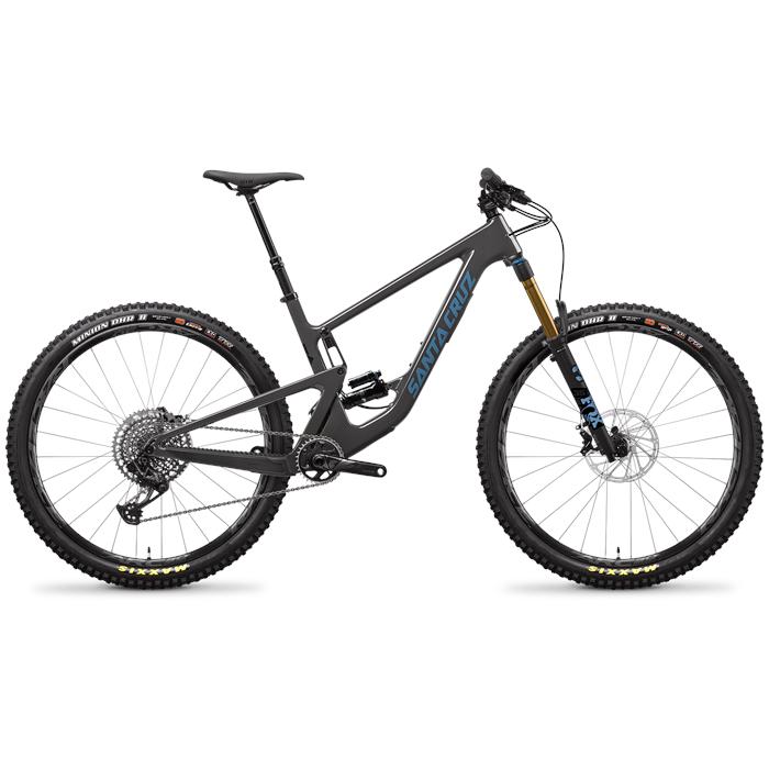 Santa Cruz Bicycles - Hightower CC X01 Complete Mountain Bike 2022