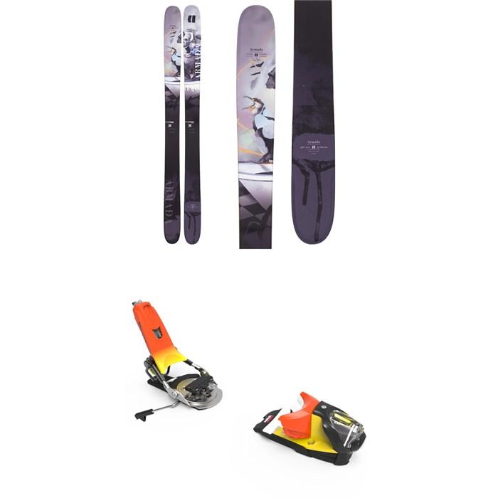 Armada - ARV 116 JJ Skis + Look Pivot 14 GW Bindings 2021 - Used