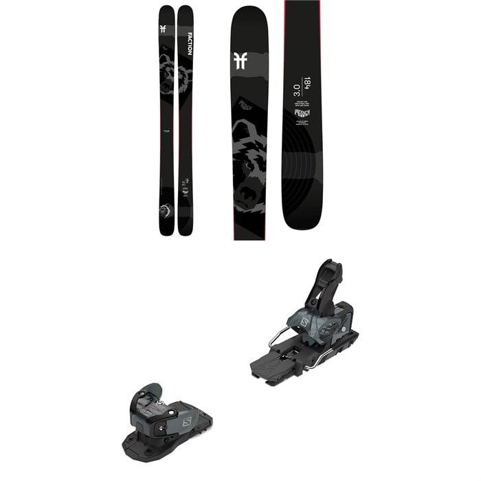 Icelantic - Maiden 111 Skis + Salomon Warden MNC 13 Ski Bindings - Women's 2021 - Used