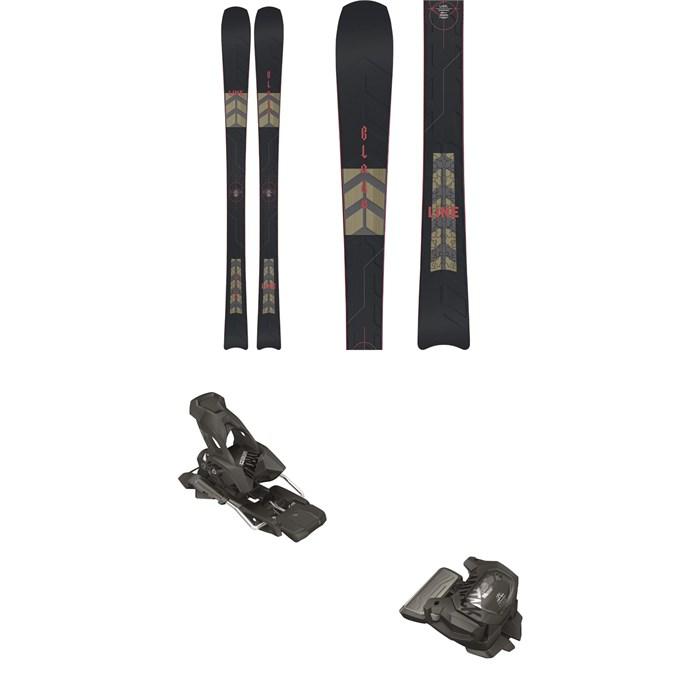 Line Skis - Blade Skis + Tyrolia Attack² 13 GW Bindings 2021 - Used