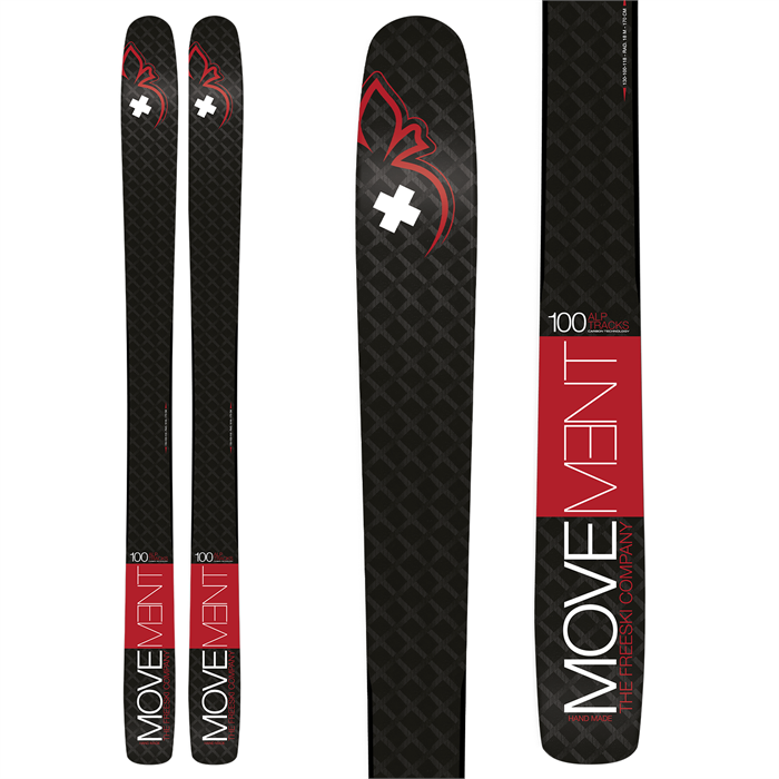 Movement - Alp Tracks 100 LTD Skis 2022