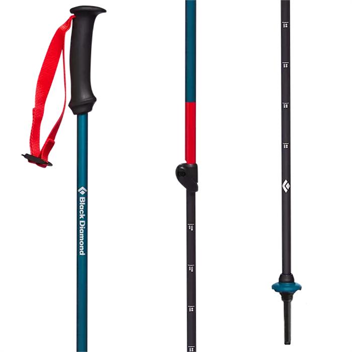 Black Diamond - First Strike Trek Poles Ski Poles 2022