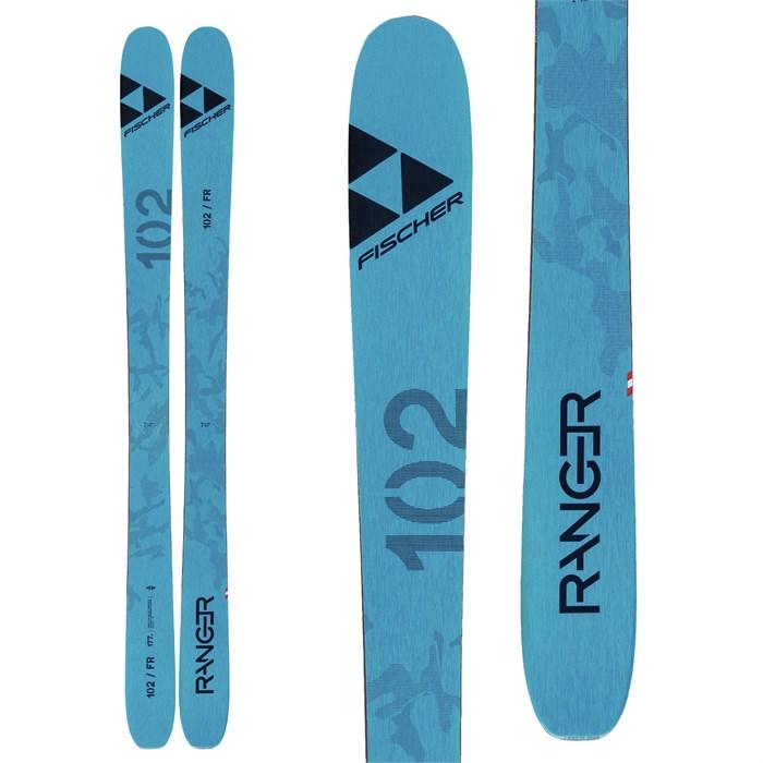 Fischer - Ranger 102 FR Skis 2022