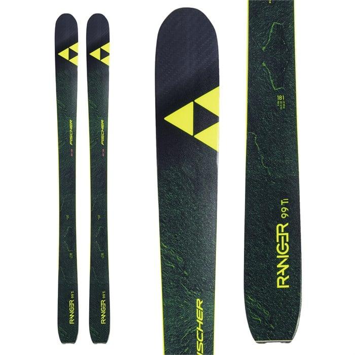 Fischer - Ranger 99 Ti Skis 2022
