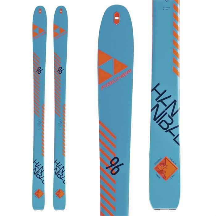 Fischer - Hannibal 96 Carbon Skis 2022