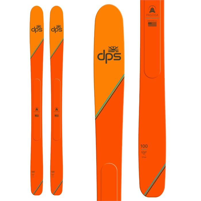 DPS - Pagoda 100 RP Skis 2022