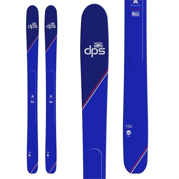 DPS - Pagoda 106 C2 Skis 2022
