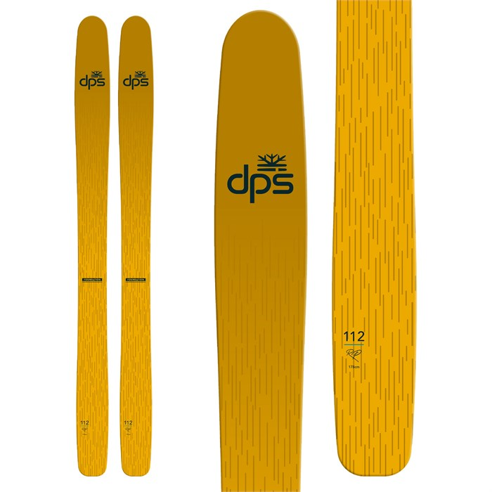 DPS - Foundation 112 RP Skis 2022