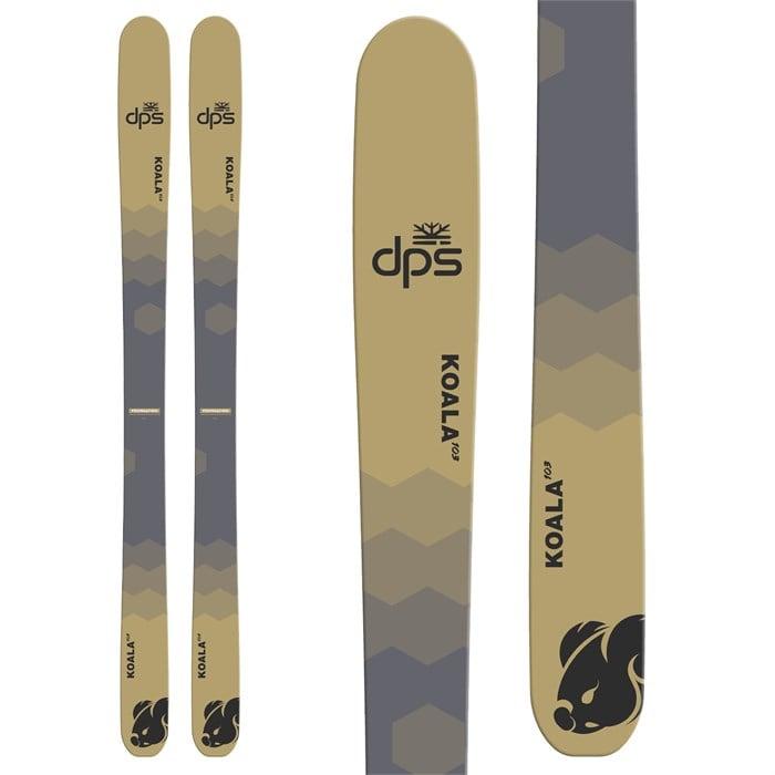 DPS - Foundation Koala 103 Skis 2022