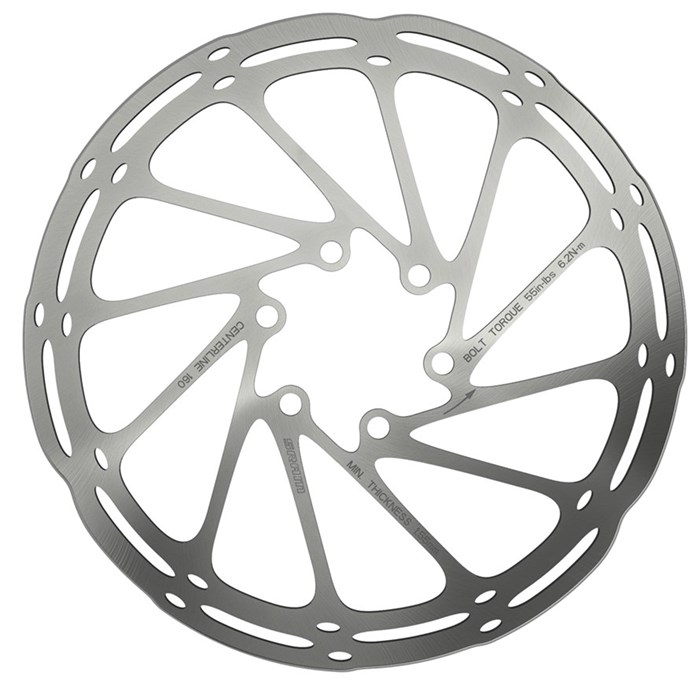 SRAM - CenterLine Rounded CenterLock Rotor