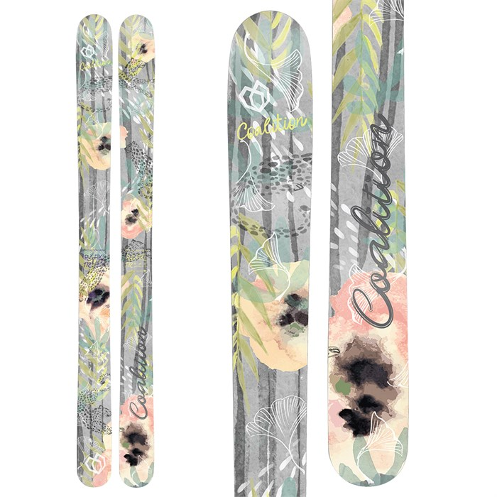 Coalition Snow - Rafiki Skis - Women's 2022