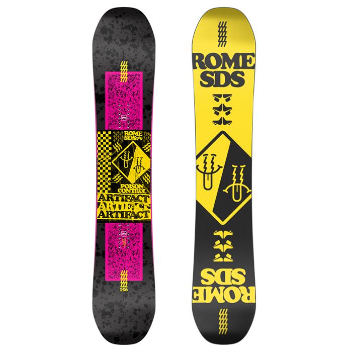 Rome - Artifact Snowboard 2022
