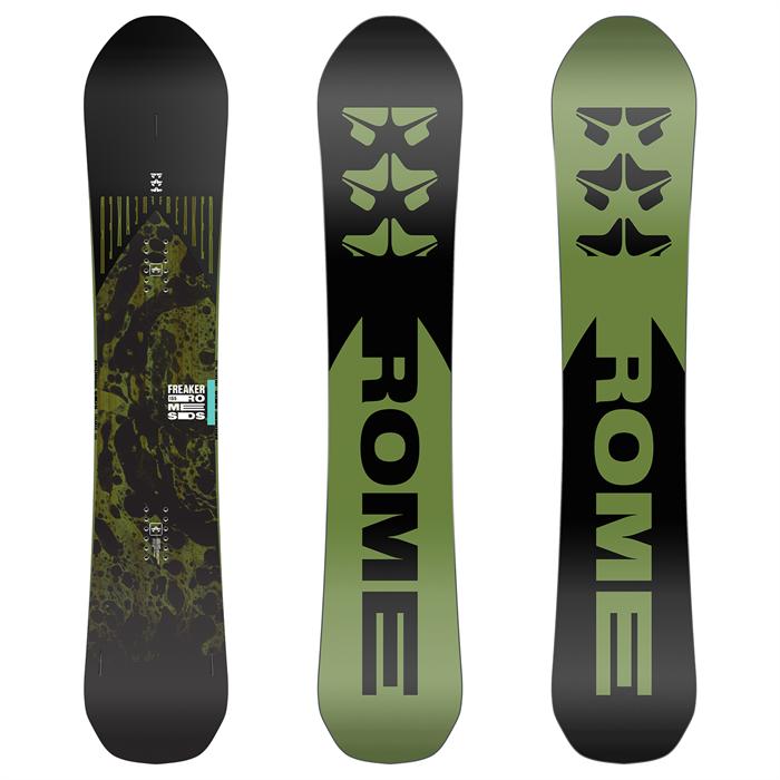 Rome - Freaker Snowboard 2022