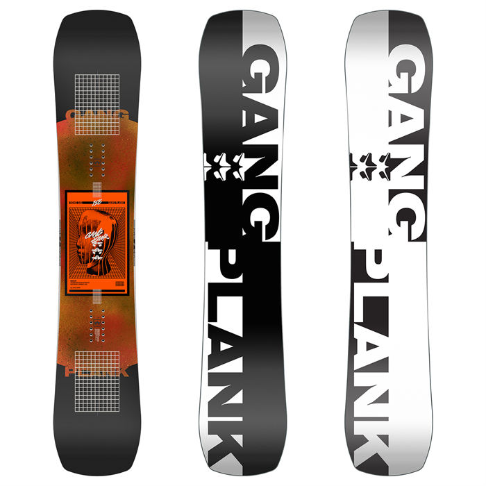 Rome - Gang Plank Snowboard 2022