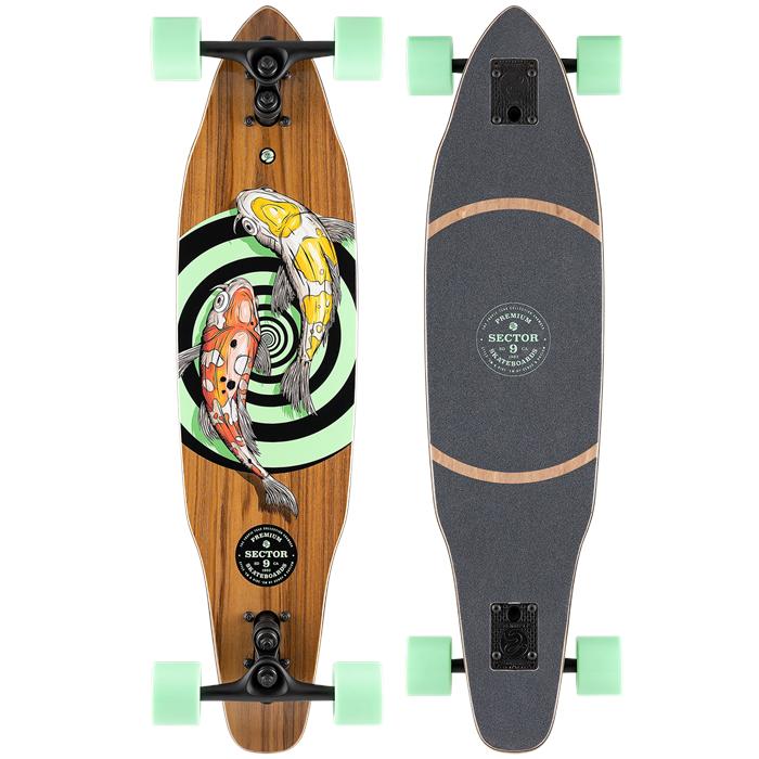 Sector 9 - Chamber Vortex Cruiser Skateboard Complete
