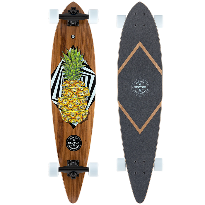 Sector 9 - Merchant Trader Longboard Complete