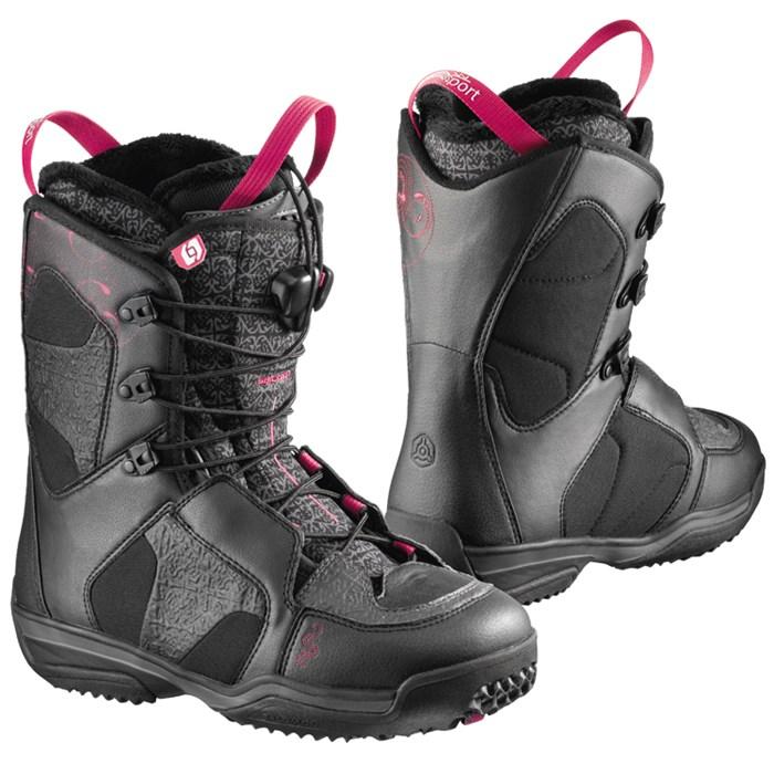 uusin kokoelma myöhemmin Viimeisin Salomon Ivy Snowboard Boots - Women's 2009