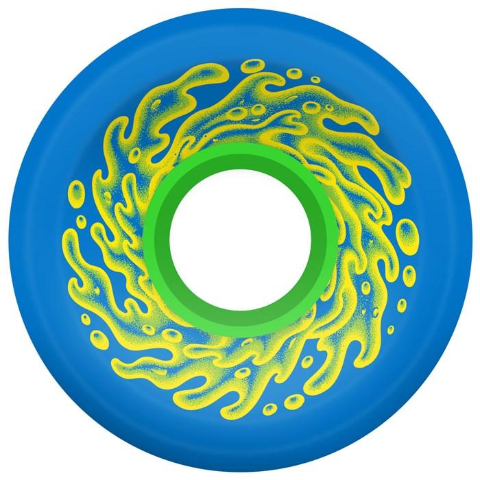 Santa Cruz - Slime Balls OG Blue Green 78a Skateboard Wheels
