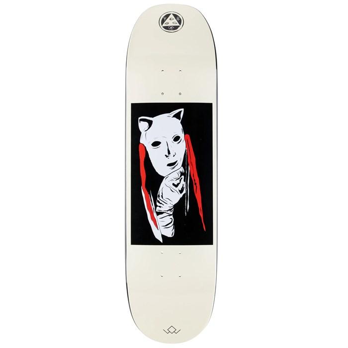 Welcome - Audrey on Moontrimmer 2.0 8.65 Skateboard Deck